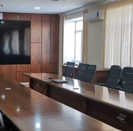Видеоконференцсвязь АО Шубарколь Комир