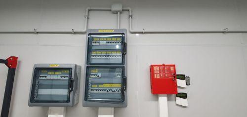 Монтаж серверного помещения